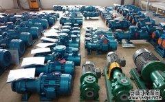 氟塑料化工泵的类别应用及传输介质
