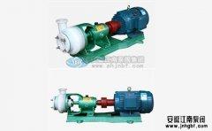 耐酸防腐泵的结构特点与维护事项
