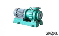 耐酸碱磁力泵的安装与运行注意事项