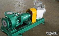 耐强碱离心泵拆卸次序及安装事项