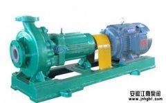 高温离心泵停机顺序及维护方法