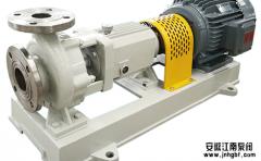 耐腐蚀不锈钢离心泵正确清洗方法及保养