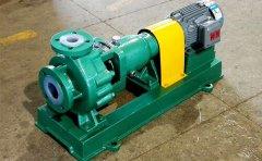 如何调节化工离心泵管路中阀堵和卡,你知道吗