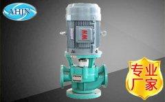 什么是管道泵?立式管道泵性能及装配知识详解