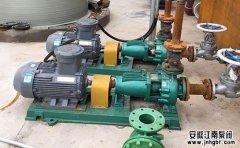 问;衬氟离心泵出入口直径如何选取?跟流速有关系吗?