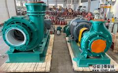 耐腐耐磨料浆泵操作步骤与流程
