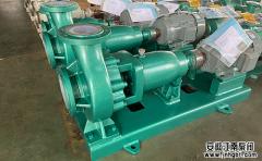 耐腐化工泵安装几点关键点须记住!
