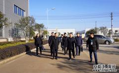 省科技厅党组成员、副厅长李国阳走访调研江南泵阀