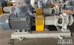 如何正确检修卧式不锈钢离心泵?