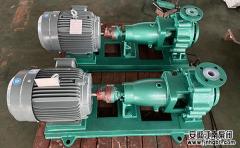 化工用离心泵的过流部件由哪些组成?