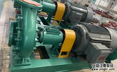 脱硫浆液循环泵的结构及性能特点