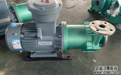 不锈钢磁力泵传动原理结构等详解