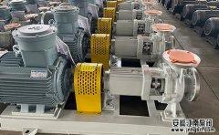 卧式不锈钢离心泵日常维护保养方式