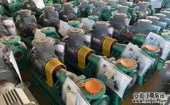 酸碱离心泵抽空的危害及对应措施