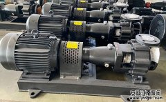 什么样的水泵需要机封冷却水?