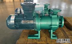 衬氟磁力泵是不是离心泵?两者有区别吗?