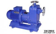 自吸磁力驱动泵功能特性及使用事项