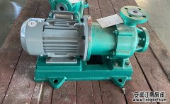 六种工业耐酸泵类型介绍!