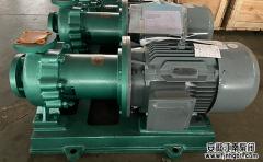 氟塑耐酸磁力泵对物料粘度的要求