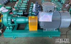 单吸泵和双吸泵的优缺点概述