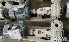 脱硫泵的调试操作过程及步骤