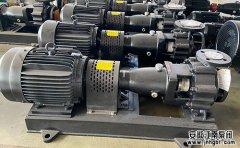 酸碱离心泵启动及运行注意事项