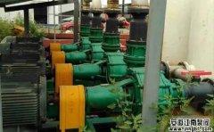 耐腐耐磨砂浆泵安装图及注意事项