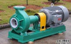 氟塑料离心泵维护清洗的方法,重要性及原则