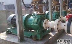 氟塑料磁力泵各易损配件检修注意事项!
