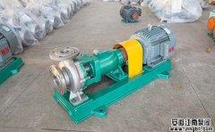 不锈钢泵如何保养?和铸铁泵有差别吗?