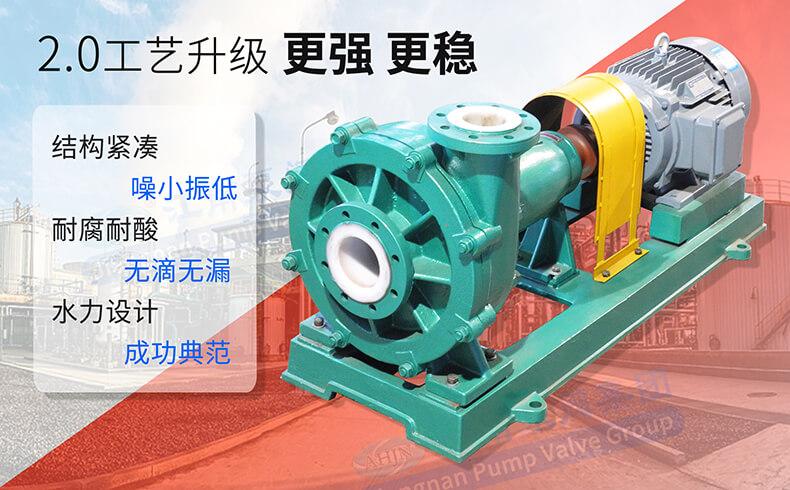 FMB-JNS耐磨耐腐砂浆泵