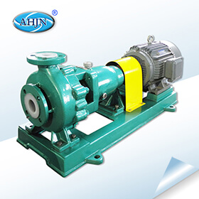 IHF-JNS氟塑料合金离心泵