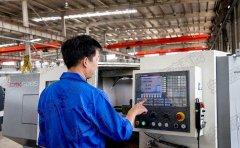 江南泵阀自动化加工作业