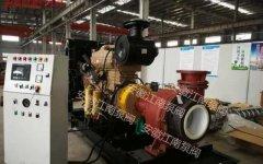 FMB-NS300-250-400料浆泵试车成功!!