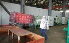 安徽江南军工品质之耐腐蚀泵轴热处理